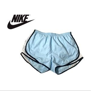 Nike Fit Dry Sky Blue Lightweight Athletic Shorts